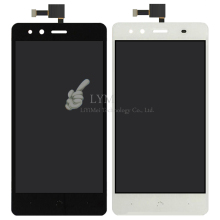 Black White LCD TP for BQ Aquaris X5 5 0 LCD Display Touch Screen Digitizer Assembly