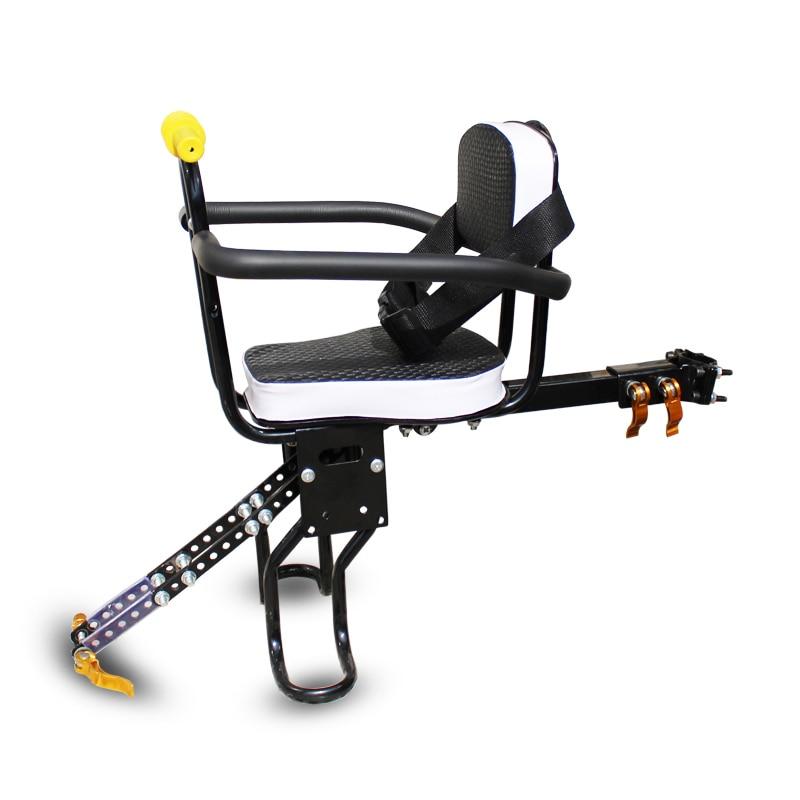 aoxin - Road mountain electric bicycle chair children kids baby front seat mat Comfortable safe cadeira para bicicleta