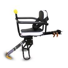 Дорожный горный электрический велосипед стул для детей Детское переднее сиденье коврик Удобный безопасный cadeira para bicicleta