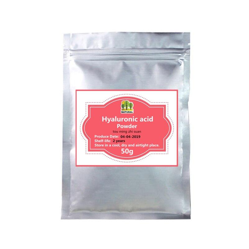 50-1000g,More Beauty,99% Hyaluronan Powder, Increase Skin Elasticity,postpone Skin Aging,Prevent & Repair Skin Damage,Hyaluronic