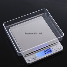 Precision mini home electronic scales Accuracy 0.01g Small Kitchen Scale 500g Said grams baking Food weighing Bake Peck said