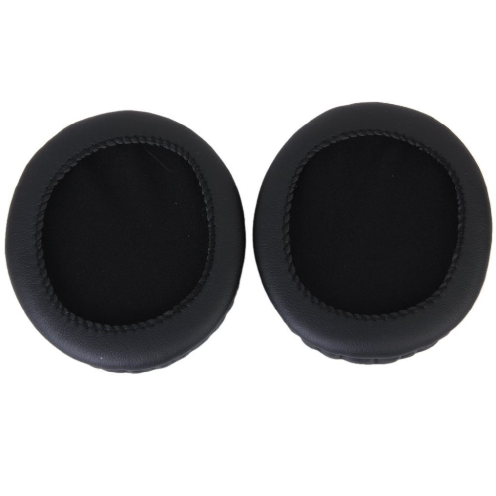 Replacement Soft Foam Ear Pads Cushions for Audio Technica ATH M50 S M20 M30 M40 ATH SX1 Headphones 9 18 in Earphone Accessories from Consumer Electronics