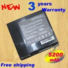5200mAh 14 4V 8 Cell font b Battery b font Pack for ASUS G74 G74J G74S