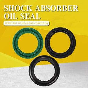 35*48*11 Motorcycle Front Fork Shock Absorber Damper Oil Seal and Cover for Honda CB750 NC250 CBR250 MC14 MC17 VTZ JADE VTZ250(China)
