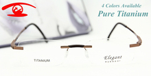 Free Shipping Wholesale(5pcs/lot) Titanium Rimless Eyeglasses Frames Eyewear & Accessories Myopia Glasses New Arrivals