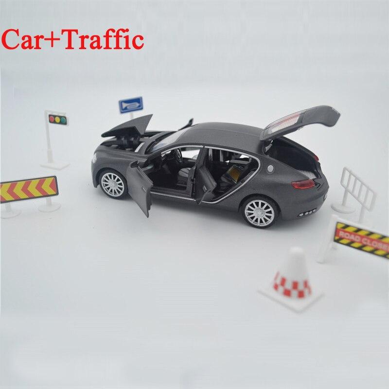 Heißer verkauf Sammeln Legierung Diecast spielzeug Autos Modell 1/32 Mode Veyron 16C Galibier w/light & sound Pull Zurück oyuncak kinder Spielzeug