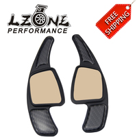 LZONE RACING FREE SHIPPING Car Steering Wheel Paddle Shift Paddle Shifters For Audi A4 A5 S3