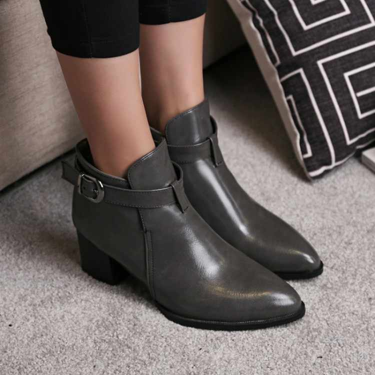 Рыцарские сапоги больших размеров 11, 12, 13, 14, 15, 16, с острым носком, на толстом каблуке и на высоком каблуке, с ремешком, с пряжкой, с квадратным каблуком и короткие сапоги