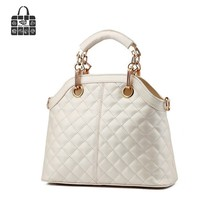 New fashion Sweet lady Diamond Lattice High Quality women handbags PU leather Crossbody single shoulder messenger bags 7 color