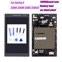 AAA+ LCD for Asus ZenPad 8.0 Z380 Z380M Z380KL Z380CX Z380CL P022 P024 LCD Display Touch Screen Digitizer Assembly with Frame