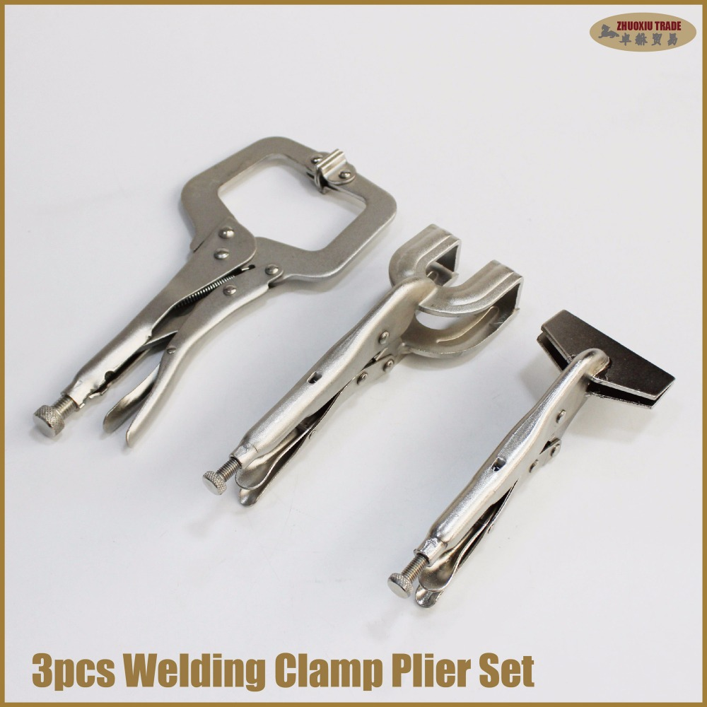 welding pliers clamps fender repair car bodywork tools sheet metal auto body spot welding tong point weld vise grip lock gagare japan king ttc 5 inch diagonal pliers mn 125 mnk 125 electronic repair jewelry processing tools for cutting metal pins plastic