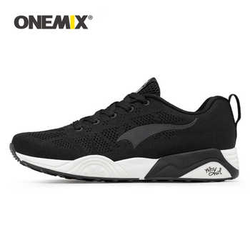 ONEMIX Running Shoes For Men Light Breathable Sports Sneaker For Women Sports Shoes For Outdoor Walking Jogging Trekking Sneaker - DISCOUNT ITEM  30% OFF Sports & Entertainment
