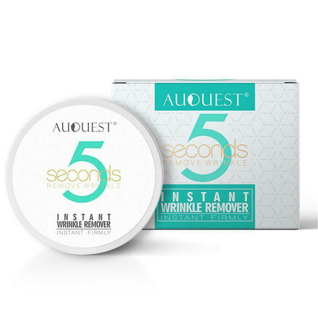 AuQuest 5 Seconds Wrinkle Remove Instant Face Cream Skin Tightening Hydrating Eye bag Lifting Anti-aging Pre-makeup Skin Care 1