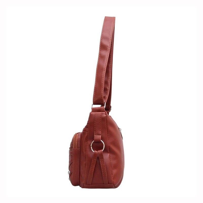 simples vagabundos bolsa de couro Exterior : Saco Contínuo