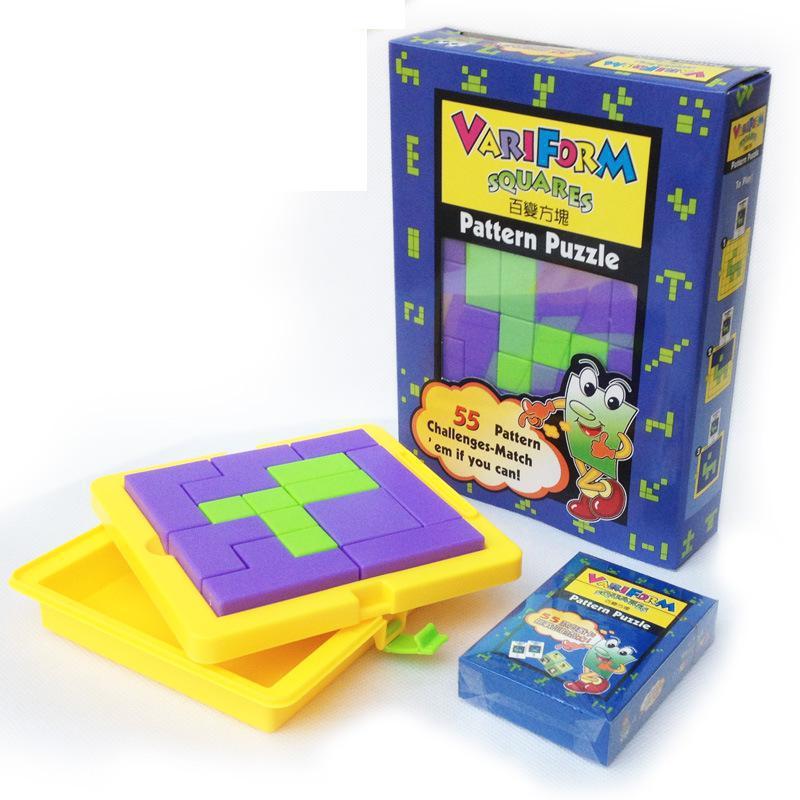 Aliexpress.com : Buy Variform DIY Plastic Puzzles Assembled ...