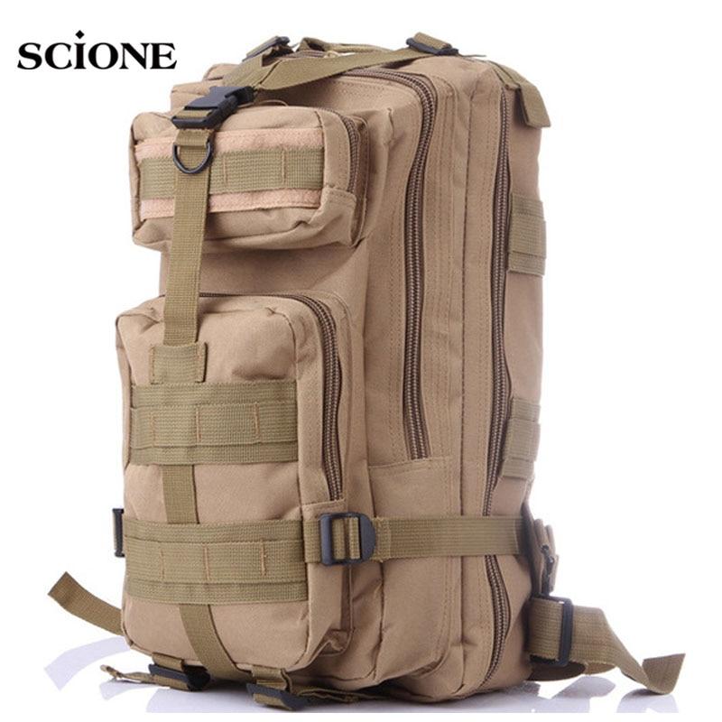 2017 Tactical Outdoors Sports Bags Camouflage Military Backpack Men Waterproof Camping Hiking Climbing Rucksack Mochila XA1105A