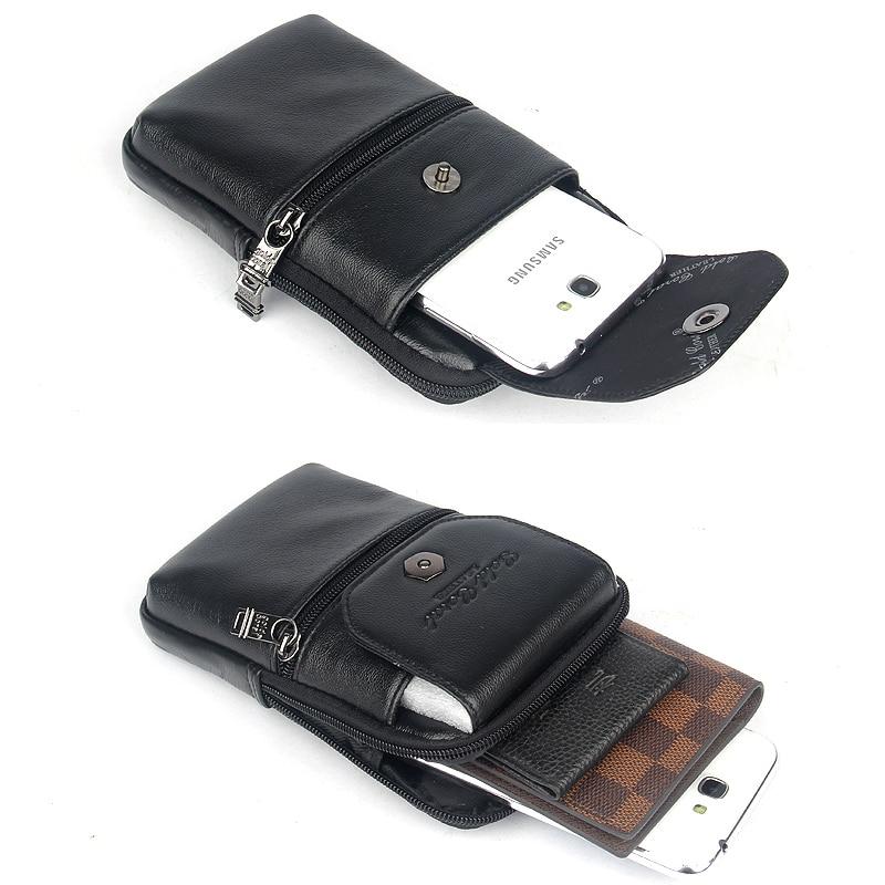 Dla przypadku Blackview BV6000S-pasek klipu pokrowiec talii torebka - Części i akcesoria do telefonów komórkowych i smartfonów - Zdjęcie 6