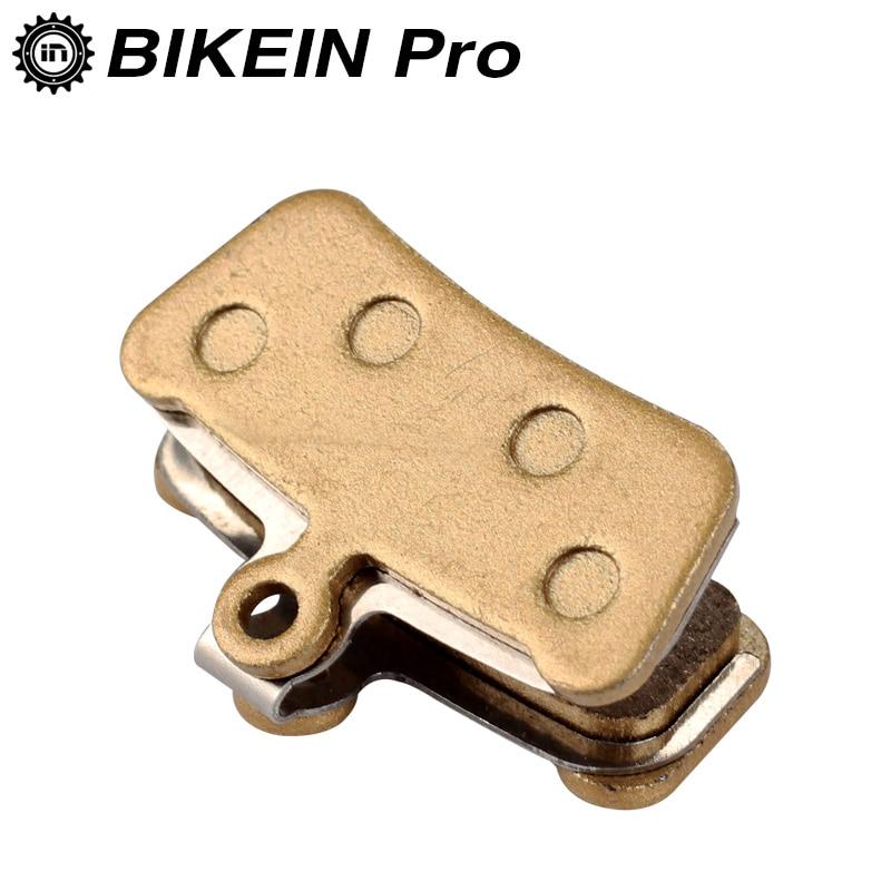 BIKEIN 1Pair Semi Metal Resin Disc Brake Pads for Avid:XO//E7//E9 Trail SRAM Guide