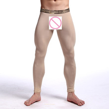 89eb574b7fb44 Buy transparent leggings men and get free shipping on AliExpress.com