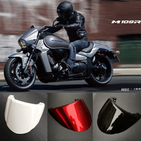 Motorcycle Bike Black red white Rear Solo Seat Cover For 2006 2012 Suzuki Boulevard VZR 1800 M109R 2007 2008 2009 2010 2011