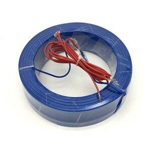 Image 3 - Лучшая цена для теплицы, теплого пола, подогрева воздуха, подогрев почвы, нагревательный кабель для растений, овощей
