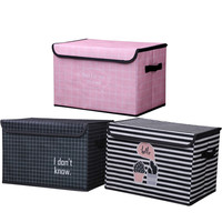 Creative Portable Foldable Household Container Organizer Bra Underwear Tie Socks Storage Box Cosmetic Storage Container