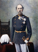 TOP ART Oil Painting King Christian IX Of Denmark Portrait OIL Painting 100 Hand Painted 36