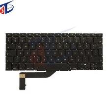 New Turkey clavier keyboard for MacBook Pro Retina 15″ A1398 Turquie Turkish Keyboard clavier 2012-2015 year