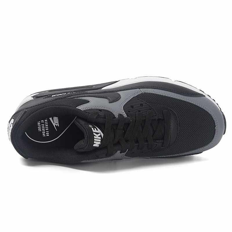 Original 90 WMNS NIKE AIR MAX Tênis de Corrida das Mulheres Das Sapatilhas Sapatas do Nike Mulheres Low Top Amortecimento Respirável Confortável 325213