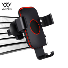 XMXCZKJ Universal Car Phone Holder GPS Stand Gravity For in No Magnetic iPhone X 6 Xiaomi Redmi note 7