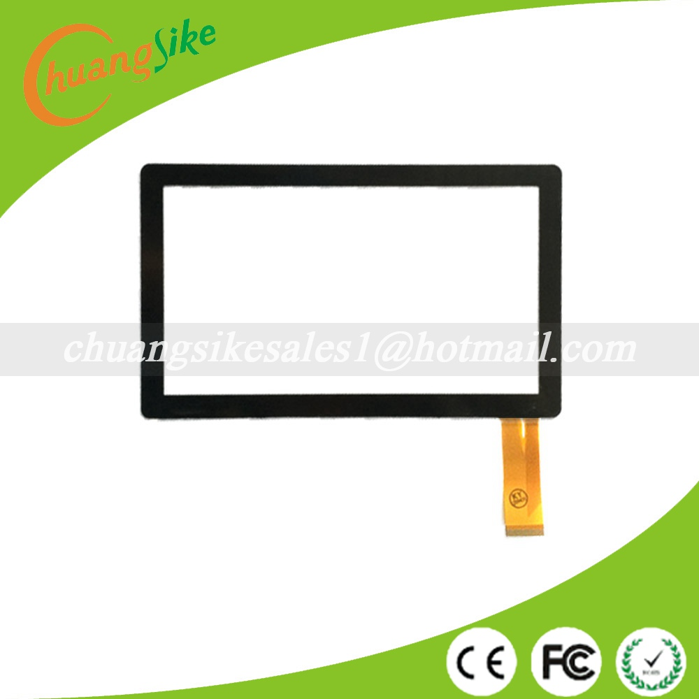 A+New touch screen for 7 inch irulu expro x1 / IRULU X7 Tablet touch screen panel Digitizer Glass Sensor Replacement Random code a 7 inch touch screen for mystery mid 703g tablet touch panel digitizer glass sensor ^ random code