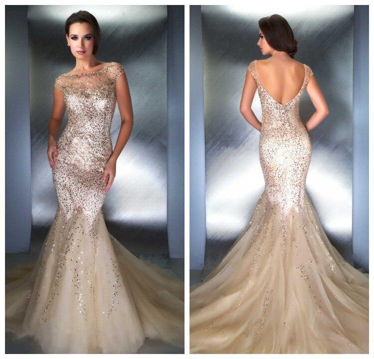 Images of Short Mermaid Prom Dresses - Reikian