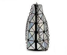 2017 Famous Bao Bao bag Diamond Lattice Fold Over Bags Women Handbags Chain Shoulder Bags Messenger Bag Bolsa with BAOBAO logo