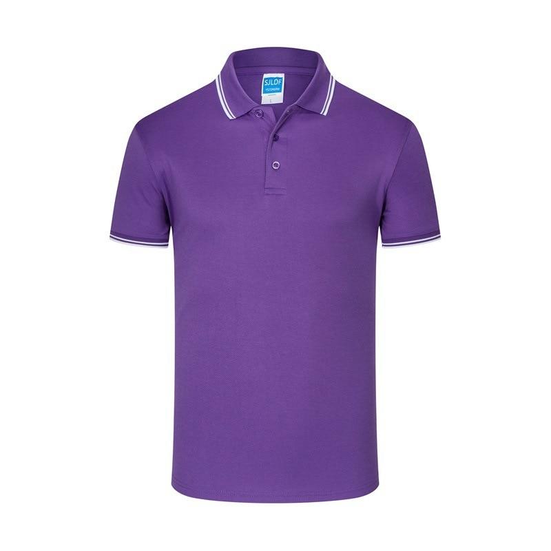 Poloshirt 4XL Men Short Sleeve Brand men's   polo   shirt Camisas Solid   Polo   Summer polohemd Stand Collar Male Casual   Polo   Shirt