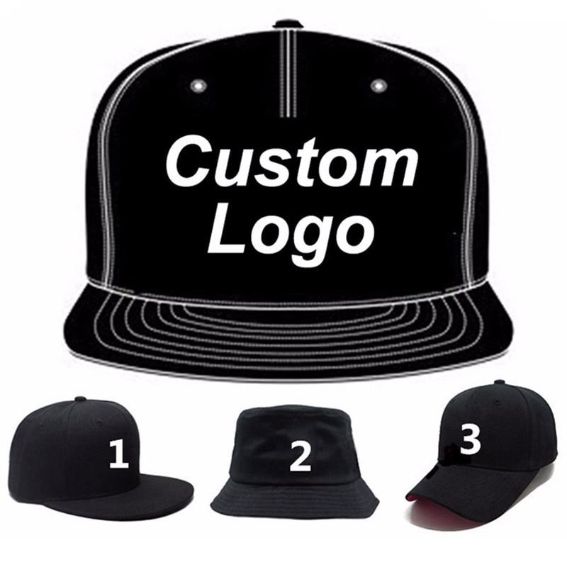 Low MOQ custom logo cap embroidery trucker mesh golf tennis hiphop hat full close fitted custom