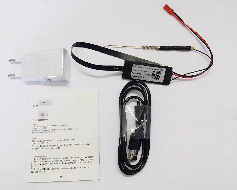 S06 WIFI Modul Vollen Satz CCTV Zubehör 90 grad Ohne Batterie