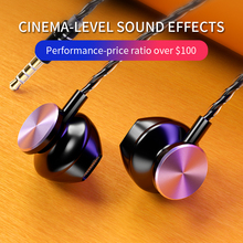 Hot Sale 3.5mm In-Ear Sport Wired Earphone HiFi Stereo Sound Headset Colorful High-End Music Headphones Support Jack Phone