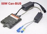 1PCS 12V 55W Full Can Bus HID Xenon Replacement Super Slim Ballasts Genuine AC NO Error