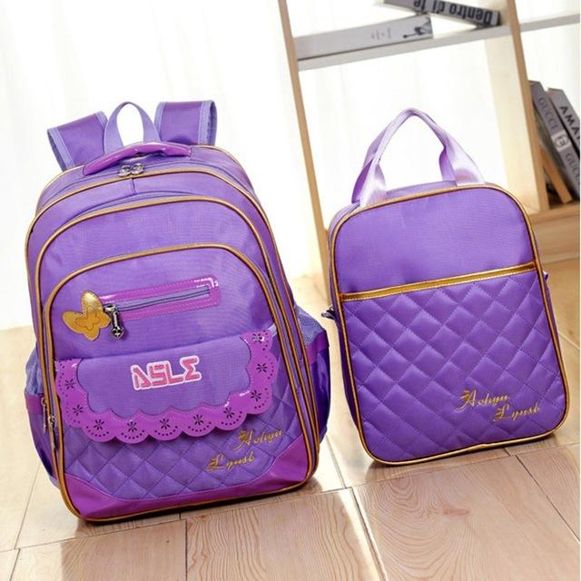Caliente venta mochila muchacha encantadora de viaje mochila niños bolso Tote estudiantes de Kindergarten niños Durable Nylon mochilas