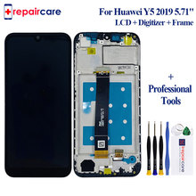 5.71 Original For Huawei Y5 2019 LCD Display Digitizer Frame AMN-LX9 AMN-LX1 AMN-LX2 AMN-LX3 huawei Y5(2019) lcd with
