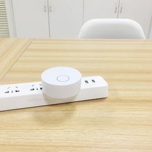 Image 5 - Timbre inalámbrico autogenerador Youpin Linptech, sin batería, sin cables, memoria de apagado, volumen ajustable, funciona con la aplicación del teléfono