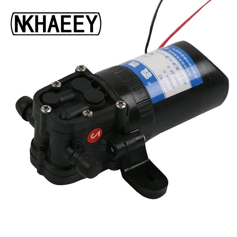 Pumpen, Teile Und Zubehör Geschickt 3.5l/min 12 V Dc Elektrische Sprayer Pumpe Auto Waschen Pumpe Gut FüR Antipyretika Und Hals-Schnuller