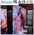 2015 Leeman flexible led mesh curtain screen display