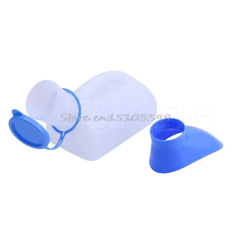 New Female Male Portable Mobile Toilet Car Travel Journeys Camping Boats Urinal  Drop Ship