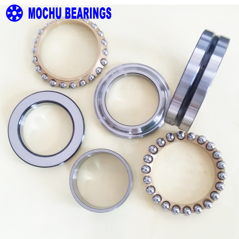 1pcs Bearing 562006 562006/GNP4 MOCHU Double-direction angular contact thrust ball bearings Precision machine tools spindle brg 7303c 7303ac angular contact ball bearing high precision 5 pieces