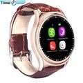 Новый Серебристые Наберите IP67 Водонепроницаемый Смарт Часы Точная Спорт Шагомер Heart Rate Monitor Smartwatch Для iPhone Android Телефон