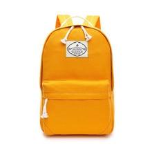 Vintage Fashion Canvas Backpacks for Teenage Girls Middle School Students School Bag Women Men Laptop Backpack Mochila Z29