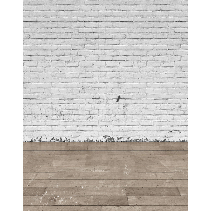 Custom vinyl cloth print 3 D plain brick wall photo studio backgrounds for photography photographic backdrops props S-2572 7x5ft vinyl photography background white brick wall for studio photo props photographic backdrops cloth 2 1mx1 5m