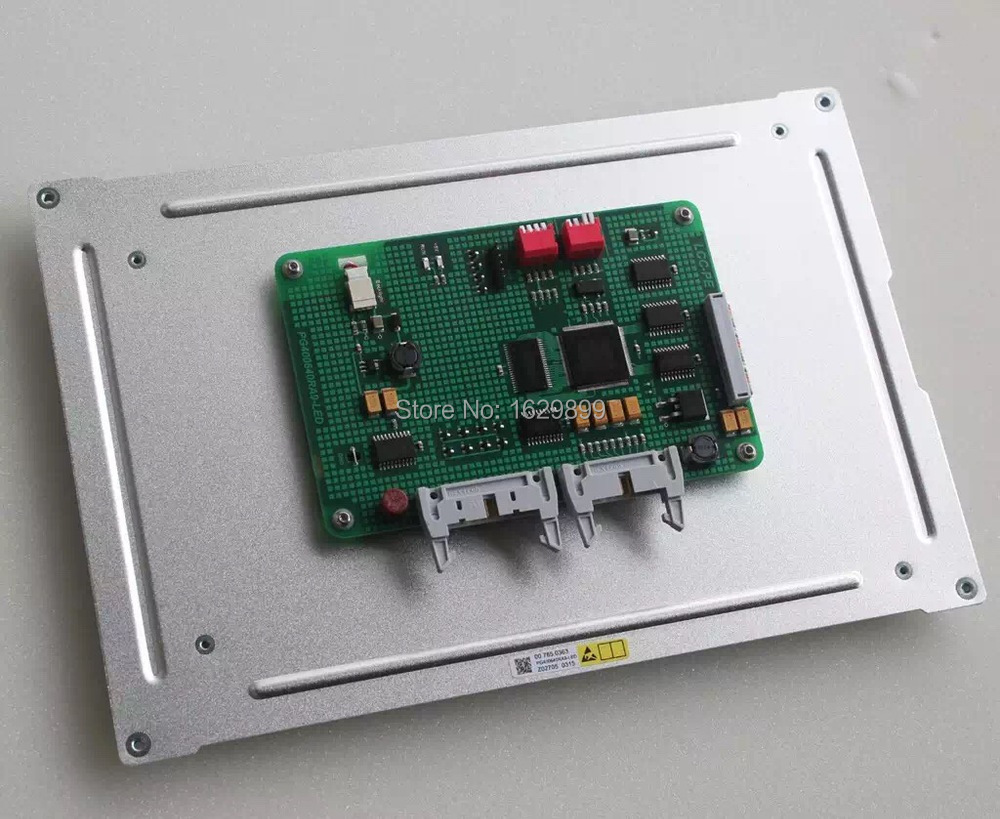 PG640400RA4-3 PG640400RA4-2 PG640400RA4-1 Heidelberg 9.4 CP Tronic Display Compatible LCD panel for CD/SM102 PM/SM74 MO/SM52 new