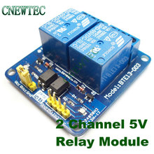 New 5V 2 Channel Relay Module Shield for Arduino ARM PIC AVR DSP Electronic 10A_220x220 compare prices on arduino relay shield online shopping buy low Relay Switch Wiring Diagram at n-0.co